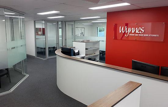 Wynnes Office Renovations