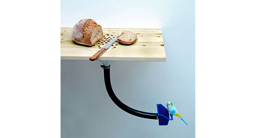 cutting board feeder