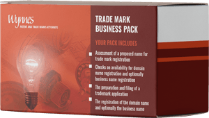 trademark business pack box 300