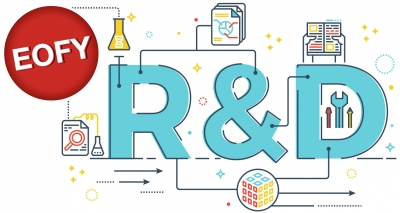 EOFY: R&D TAX REBATE – ARE YOU ELIGIBLE?
