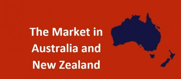 The Market in Australia and New Zealand