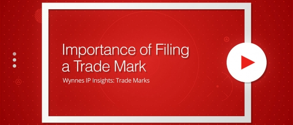 The Importance of Filing a Trade Mark